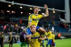 Danimarca-Svezia, le formazioni ufficiali - http://www.maidirecalcio.com/2015/06/27/danimarca-svezia-le-formazioni-ufficiali.html