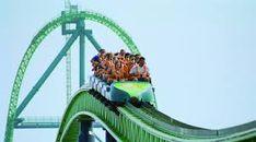 𝗦𝗶𝘅 𝗙𝗹𝗮𝗴𝘀 𝗚𝗿𝗲𝗮𝘁 𝗔𝗱𝘃𝗲𝗻𝘁𝘂𝗿𝗲 𝗣𝗮𝗿𝗸, 𝗝𝗮𝗰𝗸𝘀𝗼𝗻 𝗧𝗼𝘄𝗻, 𝗡𝗲𝘄 𝗝𝗲𝗿𝘀𝗲𝘆 kingda ka Six Flags Great Adventure, Greatest Adventure, Adventure Travel, Top 10 Roller Coasters, Kingda Ka, Fair Grounds, Park, Jackson, Bucket