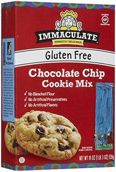 Immaculate Baking Immaculate Gluten Free Cookie Mix - Chocolate Chip - 19 OZ >>> Once in a lifetime offer : Baking supplies