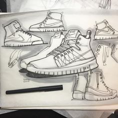Some sort of Nike free high top going to photoshop this page ✌️…