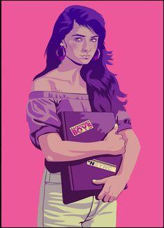 Sansa Stark by Mike Wrobel #GameOfThrones