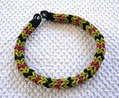 Herringbone Rope Patterns for the Rainbow Loom | MagicTricks.com