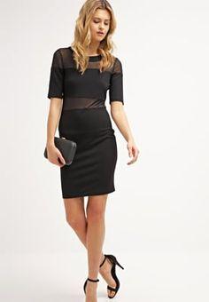 Noisy May NMGERTRUD - Sukienka etui - black za 179,1 zł (21.06.16) zamów bezpłatnie na Zalando.pl.