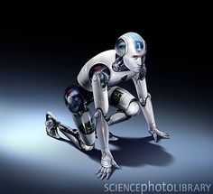 Humanoid Female Robots | involving humanoid off against a human usually both in real