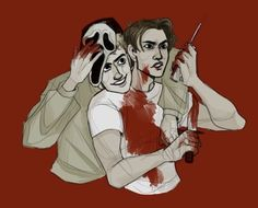 All Horror Movies, Scary Movies, Scream Franchise, Scream 3, Ghostface Scream, Ghost Faces, Drawing Poses, Boyfriend, Fan Art