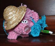 Strandhäkelsau Julia von Charlie Strickgarn auf DaWanda.com