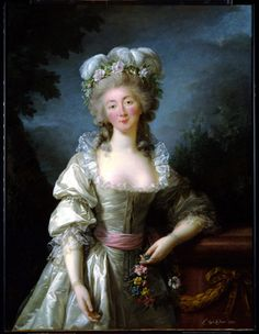 Madame du Barry, dernière favorite de Louis XV (1743-1793)