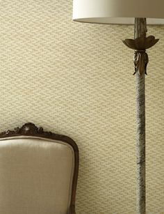 Weave wallpaper from Cole and Son