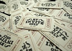 Business Card Format Ticket De Cinema Cartes Visite Originales Carte Design