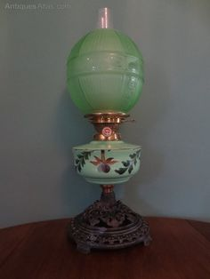 Check Out These Antique Oil Lamps Now For Sale, Ranging From To From Antique  Dealers In The U.