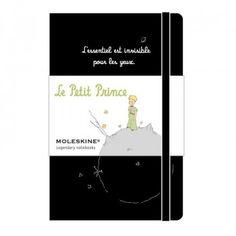 Le Petit Prince large #moleskine #notebook