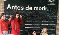 Este fin de semana, Antes de morir quiero… - http://www.dream-alcala.com/antes-de-morir-quiero/