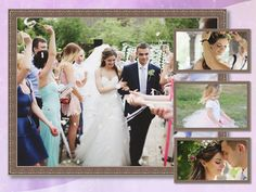 Wedding Al Design Collage Photo Als Photos Clic Picture Frames Collages Page Layout Marriage Pictures