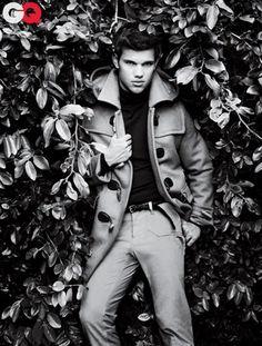 Taylor Lautner, GQ