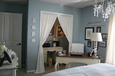 """I love this!!!  I need a """"mom cave/craft room"""" for this."""