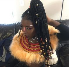 Women hair color highlights bangs beehive hairstyles hairstyles hair style ponytail hairstyles,short black women updos for bob cuts. Protective Hairstyles For Natural Hair, Natural Hair Styles, Short Hair Styles, Beehive Hairstyles, Braided Hairstyles, Black Girl Braids, Girls Braids, Braids With Beads, Hair Color For Women