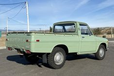 Bid for the chance to own a 1969 Toyota Hilux at auction with Bring a Trailer, the home of the best vintage and classic cars online. Toyota Trucks, Lifted Ford Trucks, Old Trucks, Pickup Trucks, Toyota Fj Cruiser, Jeep Rubicon, Range Rovers, Toyota Hilux, Old Classic Cars
