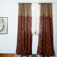 From our popular Raj Bagh Curtain, we inspired to create this unique curtain design and we called it Mehal, which means Palace in hindi. Description from etsy.com. I searched for this on bing.com/images