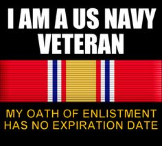 US NAVY VETERAN - National Defense Service Medal. Please, let us never forget the men and women who have sacrificed for the United States of America. Thank you and God Bless You Military Humor, Military Veterans, Military Service, Military Life, Veterans Flag, Navy Day, Go Navy, Us Navy Seabees, Uss America