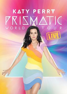 Katy Perry The prismatic world tour live - DVD NEUF