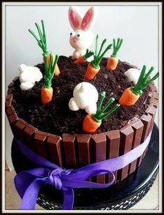 pâques- gâteau