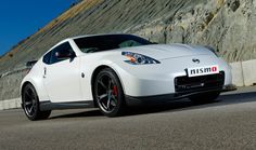Nissan 370Z NISMO Front View