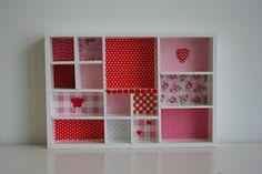 kleine variant rood roze Shelving, Home Decor, Homemade Home Decor, Shelves, Shelf, Open Shelving, Decoration Home, Shelving Units, Interior Decorating