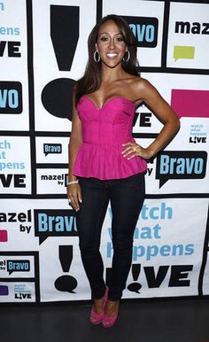 Wetpaint Entertainment: Melissa Gorga Insults Teresa Giudice on Twitter: What Did She Say? (Real Housewives of New Jersey)