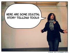 Digital Story Telling Tools