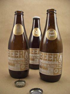 15 Packaging bouteilles Bieres Design