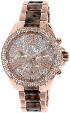 Michael-Kors-Womens-Wren-MK6159-Rose-Gold-Stainless-Steel-Quartz-Watch