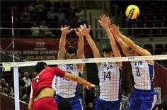 Cae México ante Campeón Olímpico en Mundial de voleibol de sala varonil ~ Ags Sports