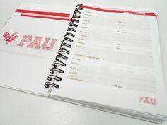 Agenda personalizada $170