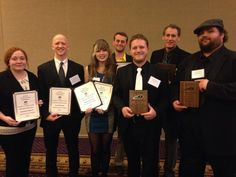 Students and staff of Morehead State's public radio station (WMKY 90.3) brought home 12 awards Saturday at the 2016 Kentucky Associated Press Awards Ceremony in Louisville.
