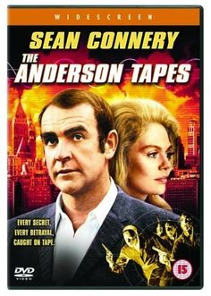 The Anderson Tapes (1971) - with Dyan Cannon, Martin Balsam, Christopher Walken After Duke Anderson is released from prison after ten years for taking the rap for a scion of a Mafia family, he cashes in a debt of honor with the mob to bankroll a caper.