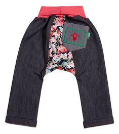Sayonara Classic Jean, Oishi-m Clothing for Kids, Autumn 2019, www.oishi-m.com