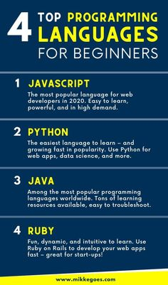 Find the best computer programming languages for beginners to start learning coding more easily and achieve your goals faster right now. Computer Programming Books, Computer Programming Languages, Computer Books, Computer Coding, Learn Programming, Best Computer, Computer Technology, Computer Science, Programming Humor