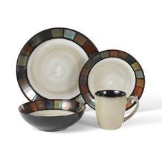Buy Cameron Dinnerware Set, 48 Piece, Service for 12 online at Pfaltzgraff.com