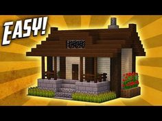 http://minecraftstream.com/minecraft-tutorials/minecraft-how-to-build-a-small-survival-house-tutorial-5/ - Minecraft: How To Build A Small Survival House Tutorial (#5) Minecraft: How To Build A Small Survival House Tutorial (#5) In this Minecraft build tutorial I show you how to make a survival starter house that has a very compact design making it ideal to build within your first few nights of survival, especially with it's easy to get materials such...