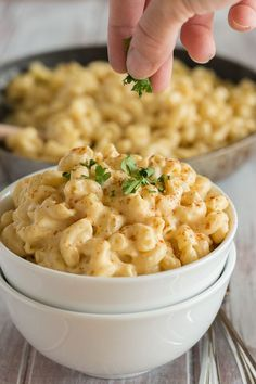 "Mac and ""Cheese"""