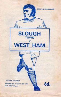 Bobby Moore, Charlton Athletic, Football Program, West Ham, English, Vintage, English Language, Vintage Comics