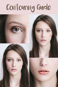 Konturieren ganz leicht: Im großen Contouring Guide zeigen wir, sieben schnelle Tricks, wie Sie Ihr Gesicht konturieren können, ohne dabei auszusehen, als wären Sie in den Farbtopf gefallen!