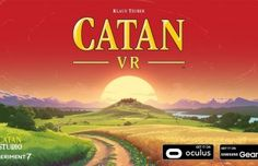 Catan VR Launches with Cross-play for Rift and Gear VR Headed to Oculus Go