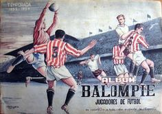 ALBUM CROMOS 1953-54