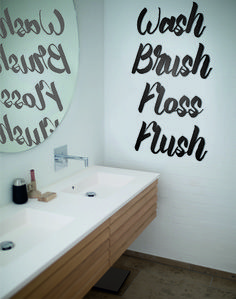 Laser Cutting Machine, Acrylic Material, Wall Signs, High Gloss, Bespoke, Create Your Own, Inspirational, Letters, Range