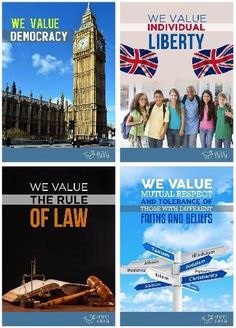 SMSC British values display posters in Everything Else, Educational | eBay