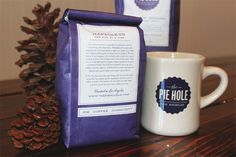 12_23_13_ThePieHole_7.jpg -- This is totally cool. This coffee was designed by Allison Brennan! Not me, but she must be very cool :)