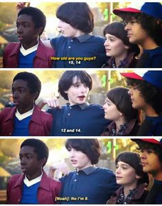 What is even happening here lol? Love the cast of Stranger Things Stranger Things Actors, Stranger Things Have Happened, Stranger Things Funny, Teen Wolf, Stranger Danger, Funny Memes, Hilarious, Don T Lie, Princesa Disney