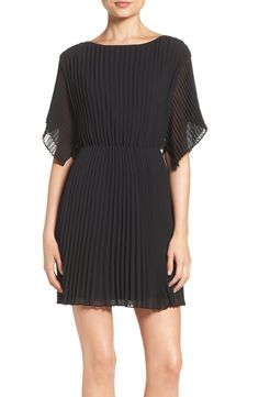 Pleated Minidress Special Occasion Outfitsoccasion Dressesblack