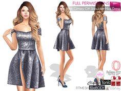 https://flic.kr/p/HvDQpN | Ladies Weekend Sale 100L | marketplace.secondlife.com/p/WEEKENDSALE-Full-Perm-Glitte...